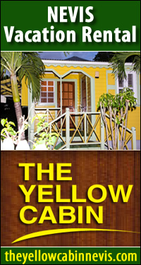 The Yellow Cabin Nevis Vacation Rental